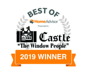 Home Advisor 2019 Award Castle Windows